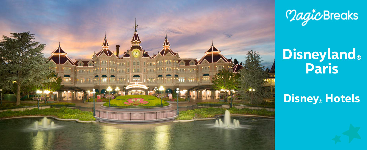 Disneyland Paris on site Hotels